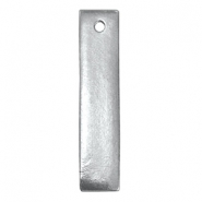ImpressArt stamping blanks rectangle Pewter Silver