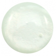 35 mm classic Polaris Elements cabochon Mosso shiny Pastel Azore Green