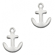 Charms stainless steel anchor Silver