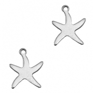 Charms stainless steel seastar Silver