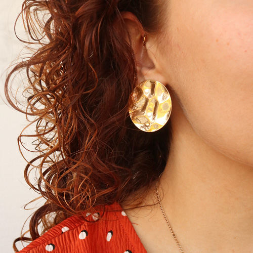 Mix and match! Fantastic new earrings from Stainless Steel!