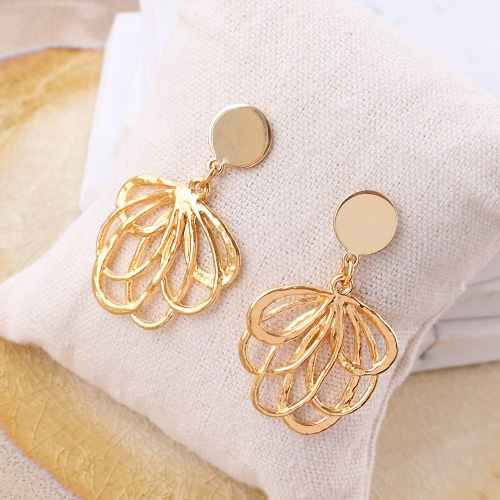 Amazing timeless earrings to make yourself