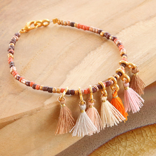 Get started with our new collection small tassels