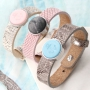 New Cuoio bracelets with animal prints and cabochons with summer proof anchors