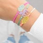 Trendy bracelets and earrings with new bohemian charms