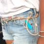 Create the layered belt from our blog!!!