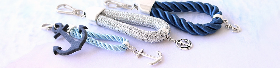New: Maritime cord and trendy weave cord
