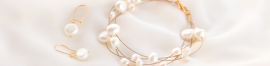 Timeless! New freshwater pearls