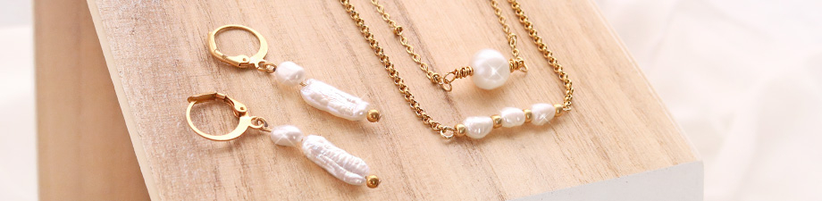 NEW: shop these extraordinary freshwater pearls
