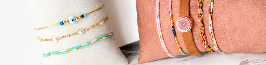 They're back! New velvet soft jewellery display cushions